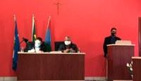 Por unanimidade Câmara aprova conta do prefeito Souza referente ao exercício de 2018