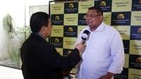 Presidente Airton fala sobre as dificuldades que enfrenta pequena cidade de Livramento