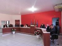 Primeira sessão abre os trabalhos legislativos de 2020 na Câmara Municipal de Livramento