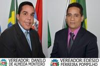 Vereador Danilo Monteiro e Edésio Pompilho querem que estradas em Livramento sejam patroladas
