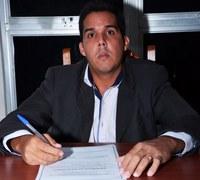 Vereador Danilo quer a cidade de Livramento mais limpa