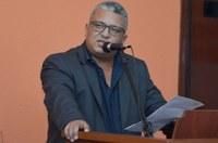 Vereador Gilson Almeida enumera obras de infraestrutura em Livramento