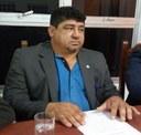 Vereador reivindica construção de creche e encascalhamento de estradas no município de Livramento