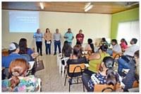Vereadores participam de 'avaliação trimestral' promovido pela Sec. Mun. de Saúde